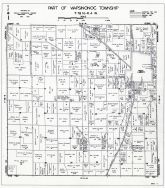 Wapsinonoc Township - Part, Muscatine County 1943